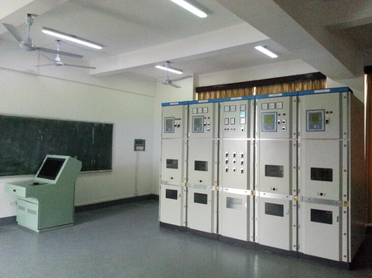 船舶电子电气工程综合实验室